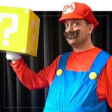 Videospill kostymer