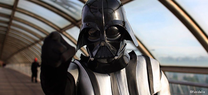 Darth Vader: The Mythical Star Wars Villain