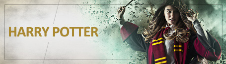 Harry Potter: Déguisements et produits dérivés