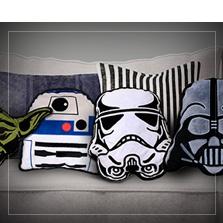 Poduszki dla geeków