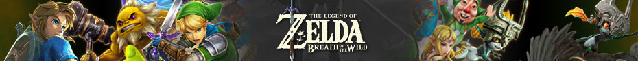 Regalos de La Leyenda de Zelda