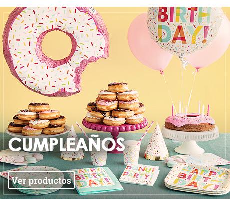 0a6347318 Decoración para fiestas temáticas y cumpleaños | Funidelia