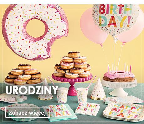 Nowoczesna architektura Dekoracje na urodziny i tematyczne przyjęcia ☆ Przesyłka GZ17