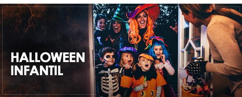 Fatos de Halloween para Criança