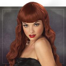 Orange Wigs