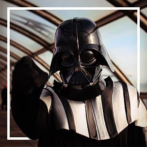 Darth Vader dräkter