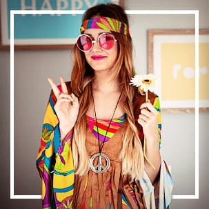 Anos 60: Hippies