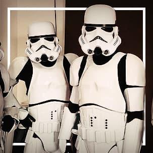 Stormtrooper dräkter