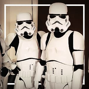 Costumi da Stormtrooper