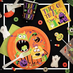 Menaje Halloween