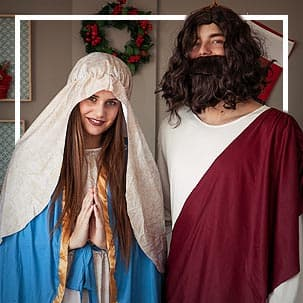 Disfraces de Belén de Navidad