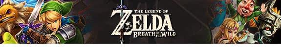 Regalos La Leyenda de Zelda