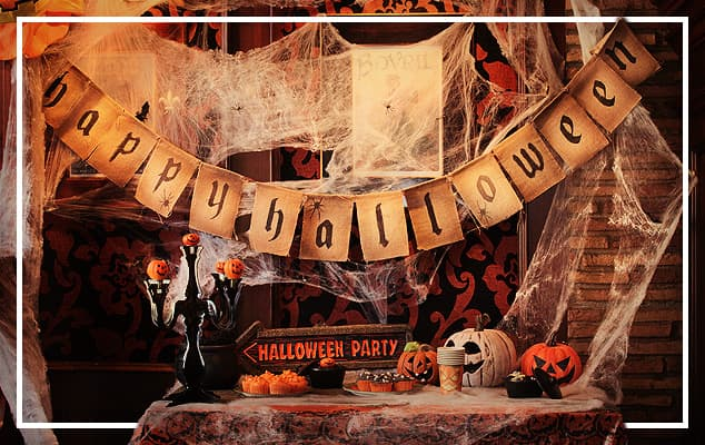 Halloween decoraties