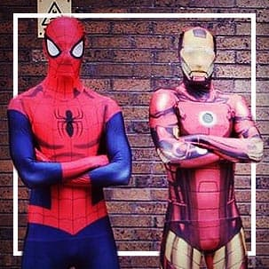 Morphsuit & Second Skin
