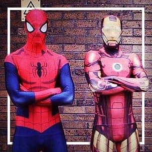 Morphsuits & Zentai kostumer