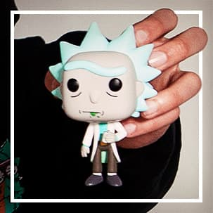 Funko Pop! Rick & Morty