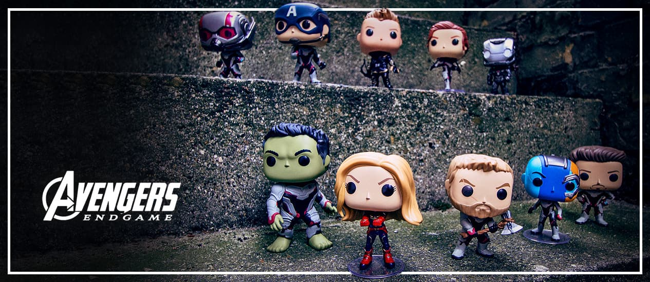 Funko Pop! Avengers: Koniec gry