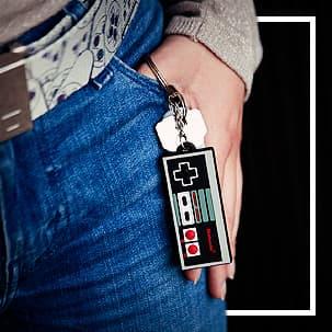 Merchandising Logo Nintendo