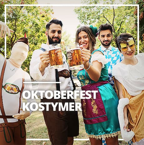 Oktoberfest Kostymer