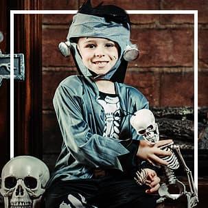 Halloween Jungen