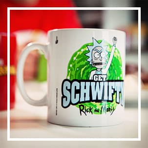 Rick & Morty Mugs