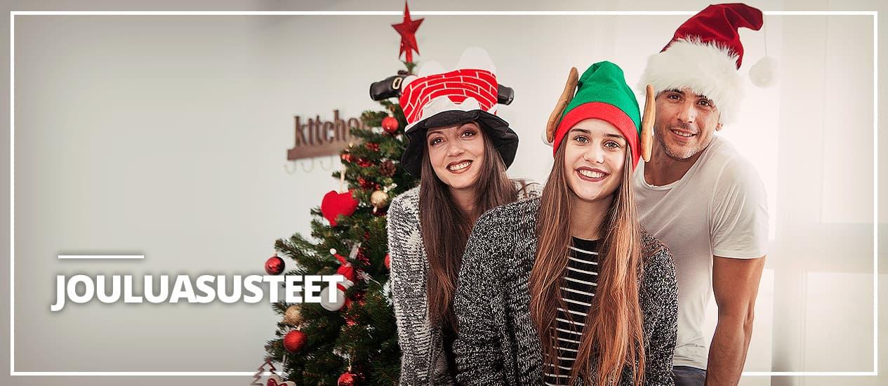 Joululahjat ja joulukoristeet