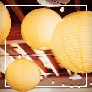 Lanterne & Sfere