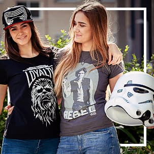 Camisetas de Star Wars