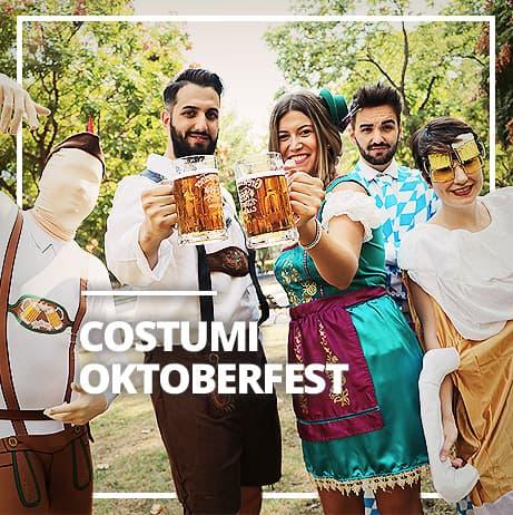 Costumi Oktoberfest