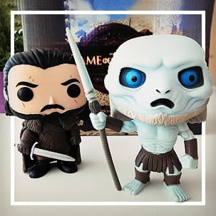 Game of Thrones Funko Pop!