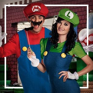 Déguisements Super Mario Bros