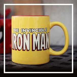 Cadeux Iron Man