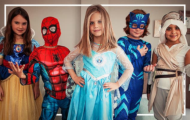 Kids Costumes for original children
