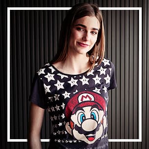 Vêtements Super Mario Bros