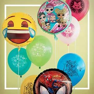 Baloane tematice (Latex)