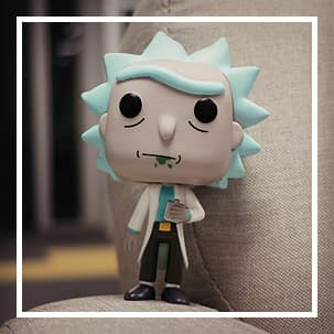 Films & Series Funko Pop!