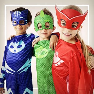 Disfraces PJ Masks
