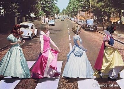 Disfraces Princesas Disney Trajes Princesa Mujer Y Niña