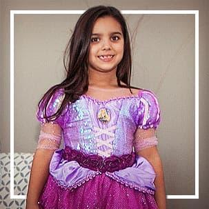 Spiksplinternieuw 👸 Disney © Prinsessenjurk voor kinderen en dames | Funidelia YQ-51