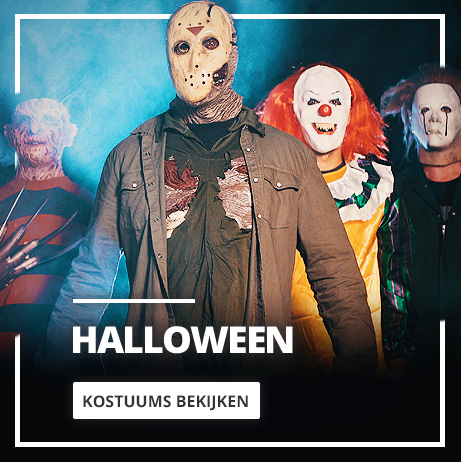 Halloween: Kostuums, Accessoires en Decoratie
