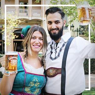 Disfraces para Oktoberfest