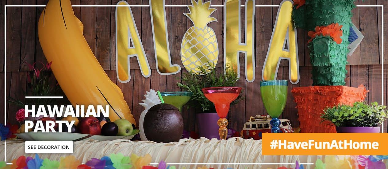 Hawaiian Decoration