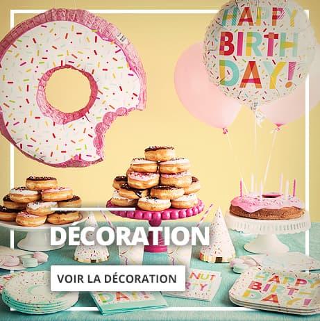 Décoration de fêtes et anniversaires