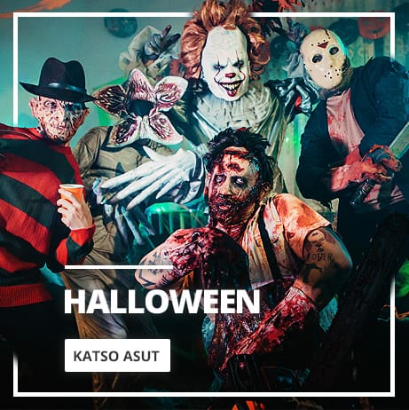 Halloween-juhlat 2020