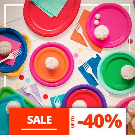 Party Decorations sale