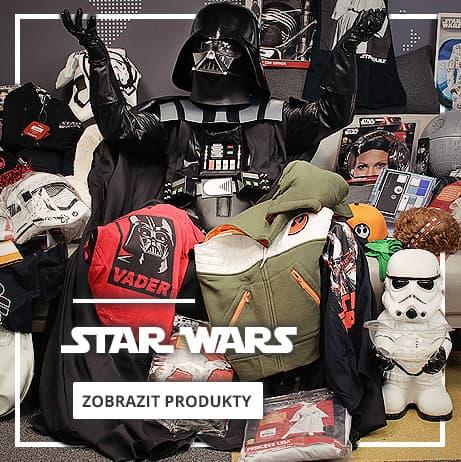 Star Wars kostýmy