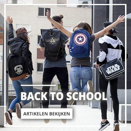 Terug naar school | Back to School