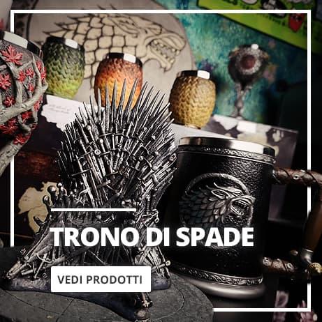 Merchandising Il Trono di Spade
