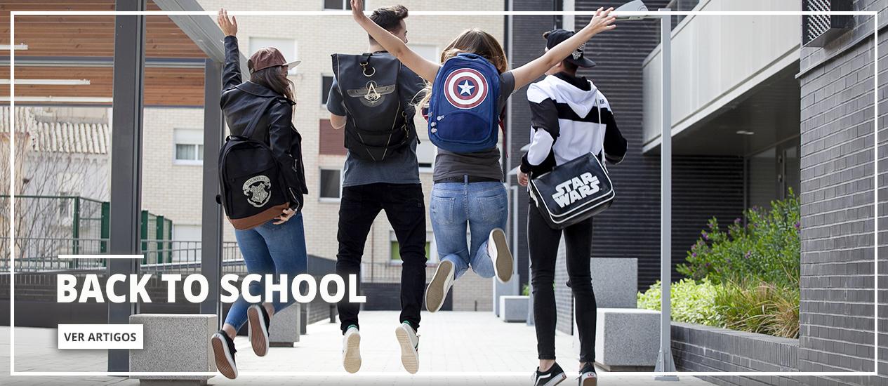 Papelaria e material escolar para o regresso às aulas 2020-2021