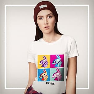 Fortnite T-Shirts